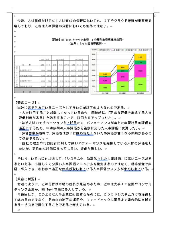 経営計画書05
